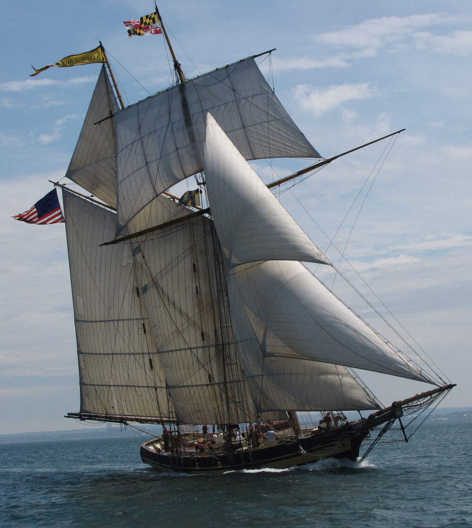 Picture of The Pride of Baltimore II
