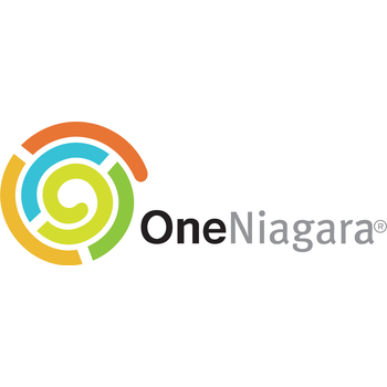 picture of One Niagara full color logo