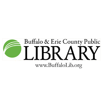 picture of Erie County Library logo
